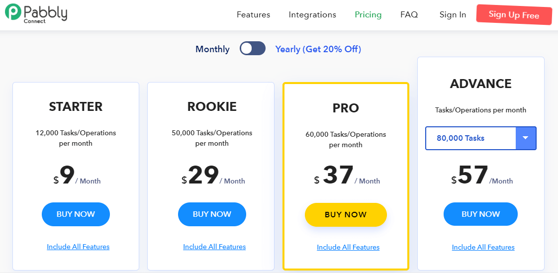 pabbly_connect_pricing