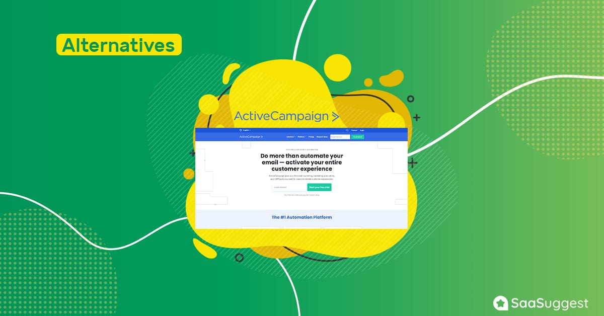 ActiveCampaign Alternatives