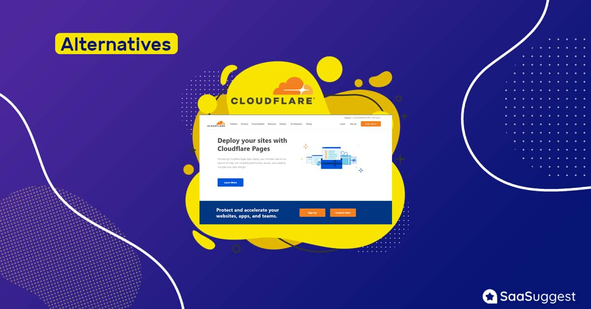 Cloudflare alternative