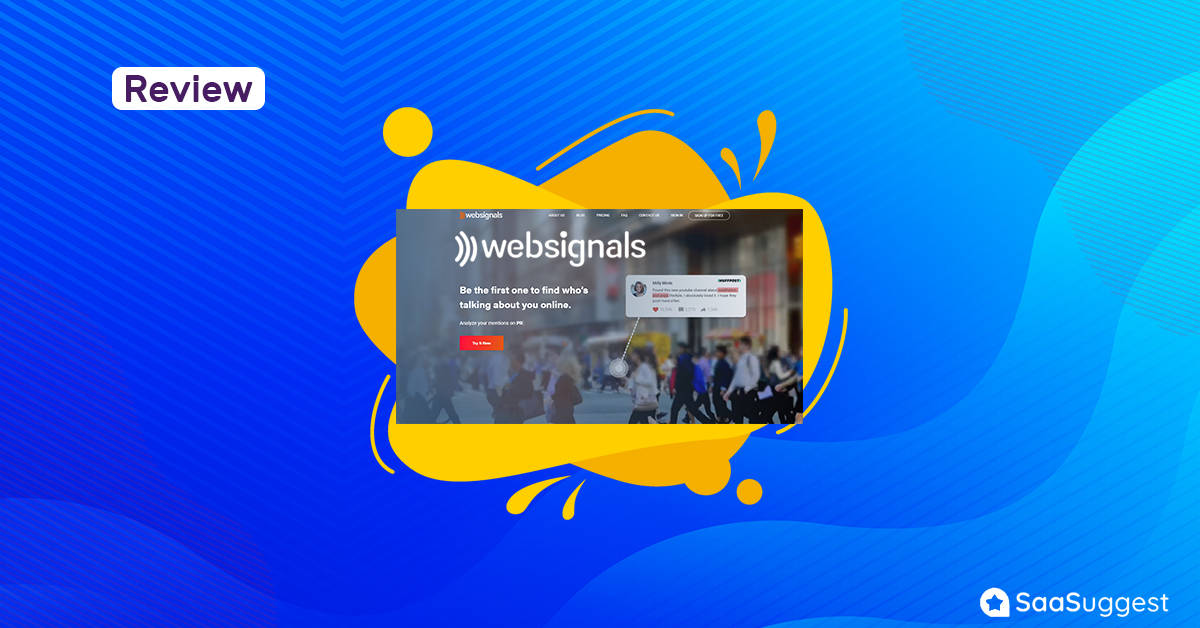 WebSignals review