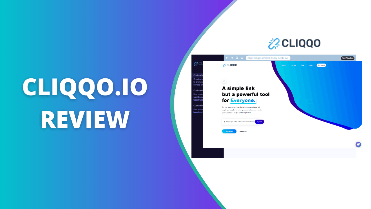 Cliqqo review
